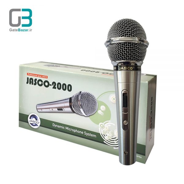 میکروفن داینامیک جاسکو 2000 Jasco